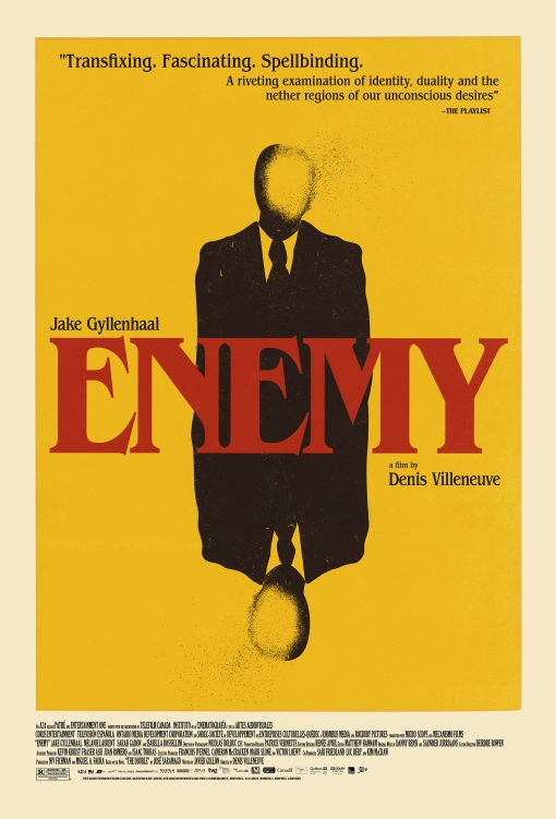 Enemy Theatrical Poster